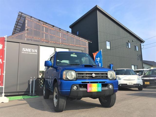 スズキ XC 4WD ターボ HDDナビ キーレス ETC AT車