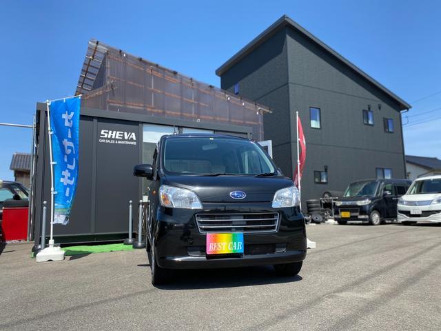 スバル Lスペシャル 4WD アイドリングストップ メモリーナビ テレビ ETC キーレス