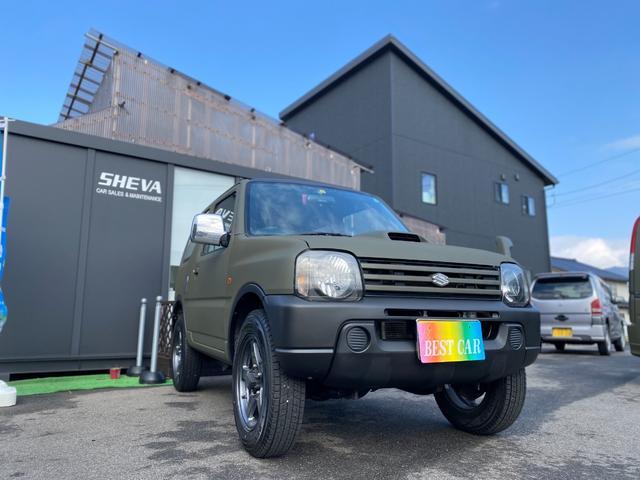 スズキ XG 4WD ターボ オートマ車 キーレス 車検令和5年1月まで CDデッキ タイミングチェーン