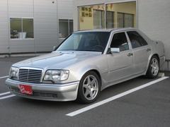 M・ベンツ500E 並行車両 ポルシェラインモデル メーター検査済み