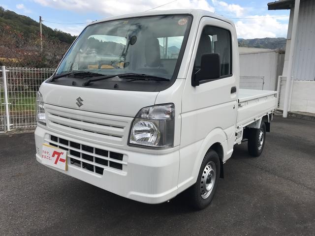 スズキ 4WD AC MT 軽トラック