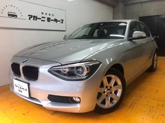 BMW116i 純正ナビ バックカメラ 純正アルミ ETC