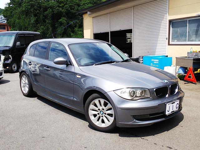 BMW 1シリーズ 116i ETC 純正アルミ