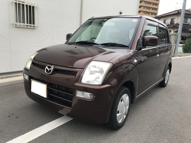 マツダ GII 4WD 5速MT キーレス CD ラジオ