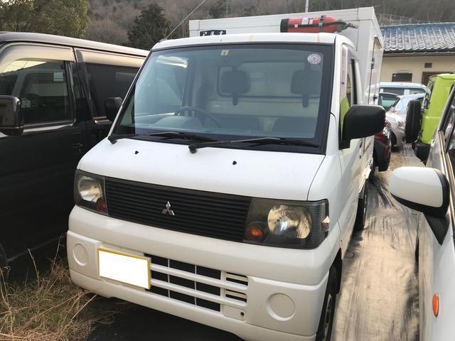 三菱  5速MT 冷凍冷蔵車