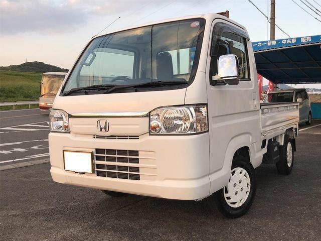 ホンダ タウン 4WD AC 5MT 軽トラック CDオーディオ付