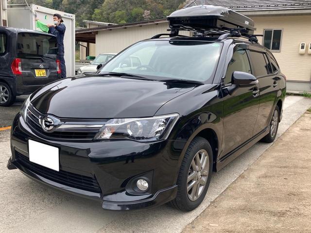 トヨタ 1.5G エアロツアラー・ダブルバイビー 4WD TVナビ バックカメラ ETC スマートキー HID