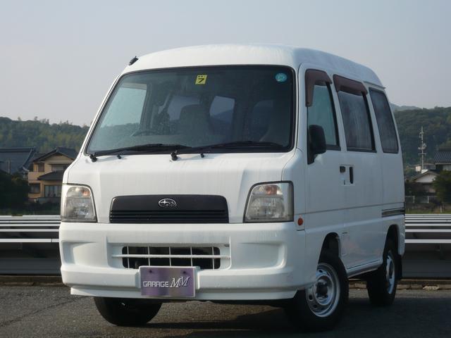 スバル VB 4WD