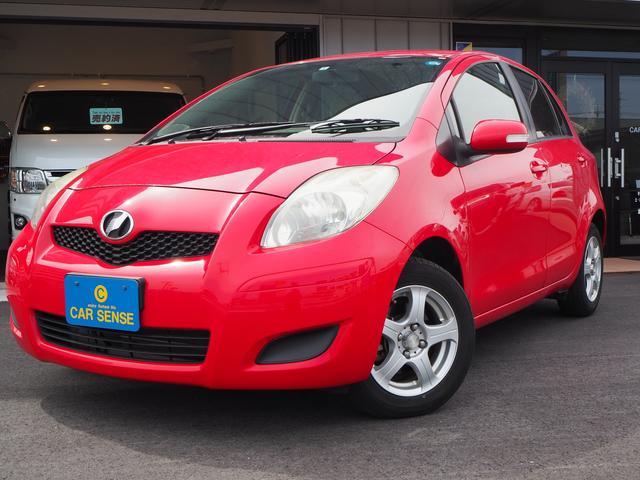 トヨタ キーレスエントリー CDステレオ 車検整備付 フロアAT