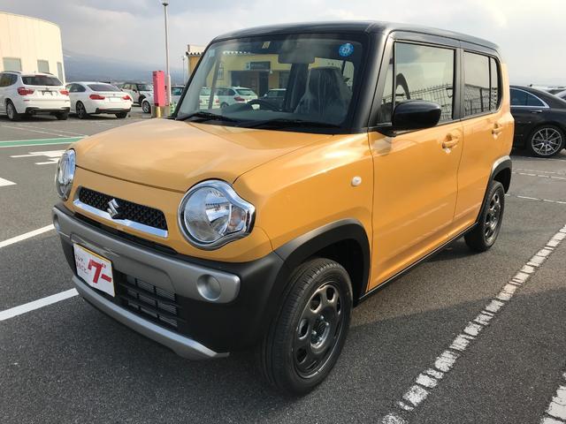 「スズキ」「ハスラー」「コンパクトカー」「鳥取県」の中古車