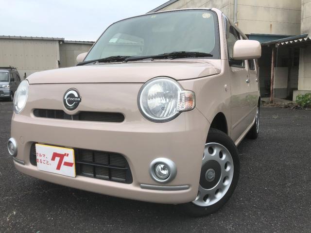 「ダイハツ」「ミラココア」「軽自動車」「鳥取県」の中古車