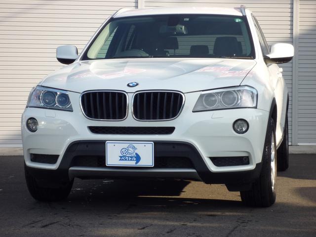 「BMW」「X3」「SUV・クロカン」「島根県」の中古車