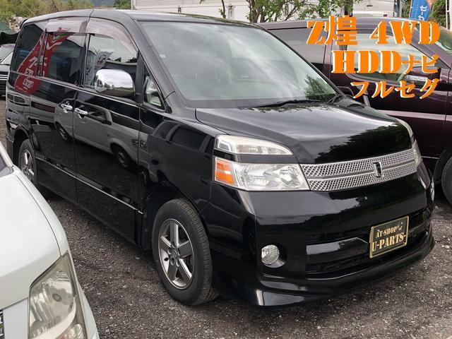 トヨタ Z煌.4WD.フルセグ.HDDナビ.Bカメ.パワスラ