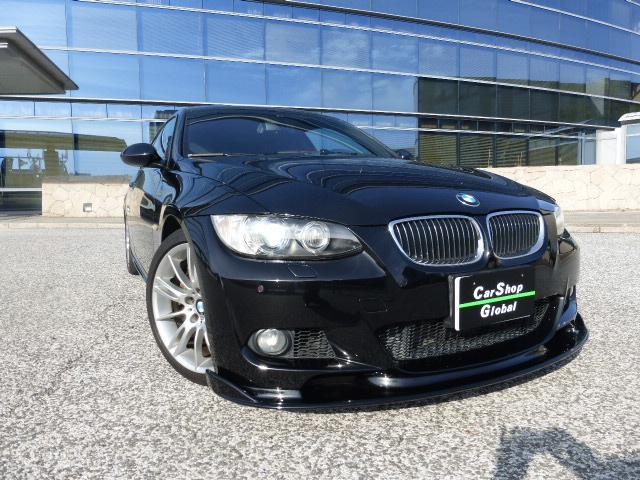 BMW 335i Mスポーツパッケージ 純正ナビ サンルーフ エアロ