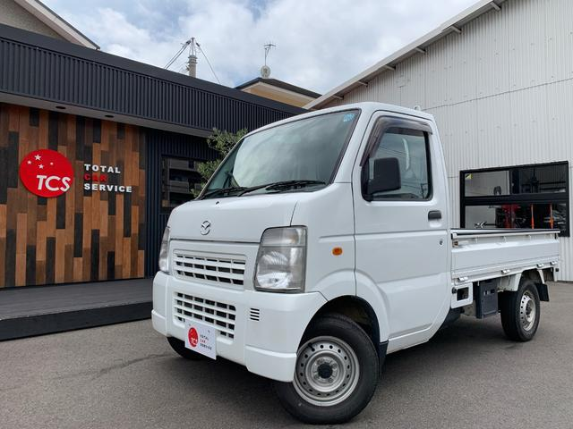 マツダ KCスペシャル 4WD  パワステ エアコン