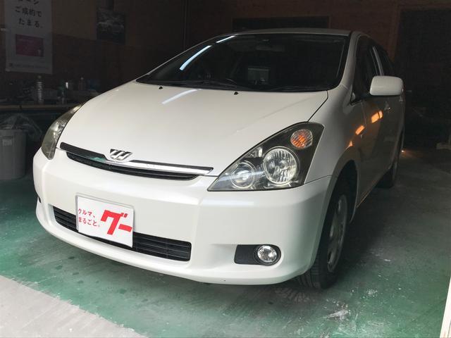 トヨタ X NEOエディション 4WD 3列シート ETC キーレス