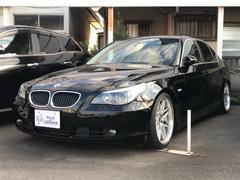BMW525i ナビ パワーシート 社外アルミ キーレス
