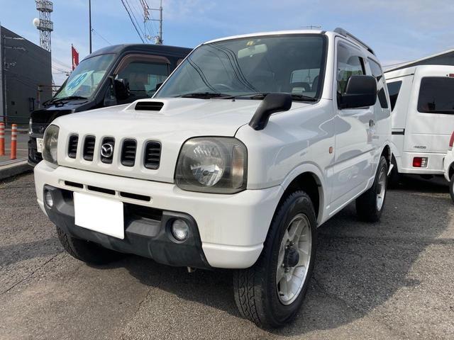 マツダ AZオフロード XC 4WD 5速MT ETC キーレス