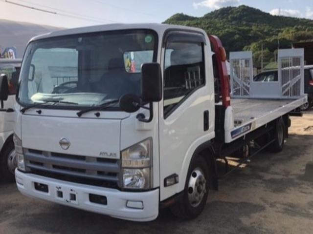 タダノ積載車(1枚目)