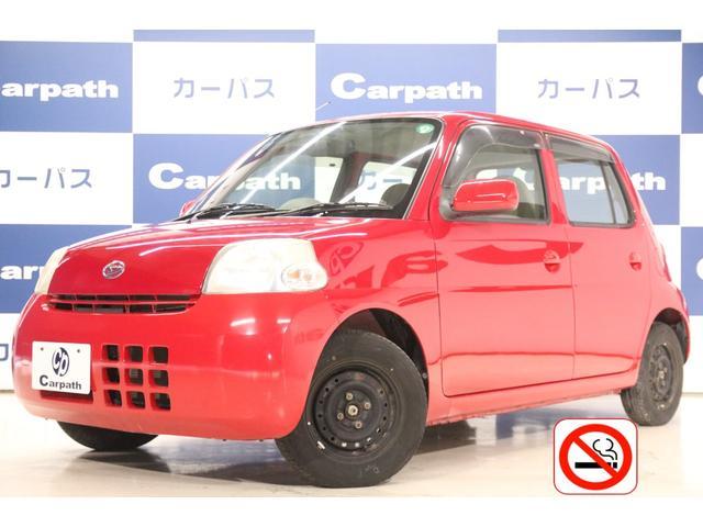 ダイハツ エッセ D 4WD CDオーディオ キーレスエントリー ヘッドライトレベライザー
