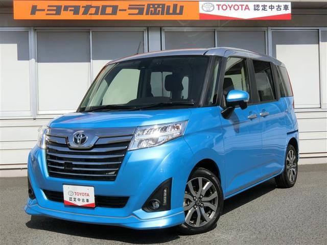 トヨタ ルーミー カスタムG-T 全国対応保証付き ドライブレコーダー ETC