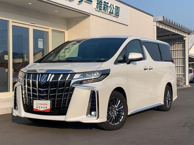 トヨタ 3.5エグゼクティブラウンジS 社用車アップ ナビ