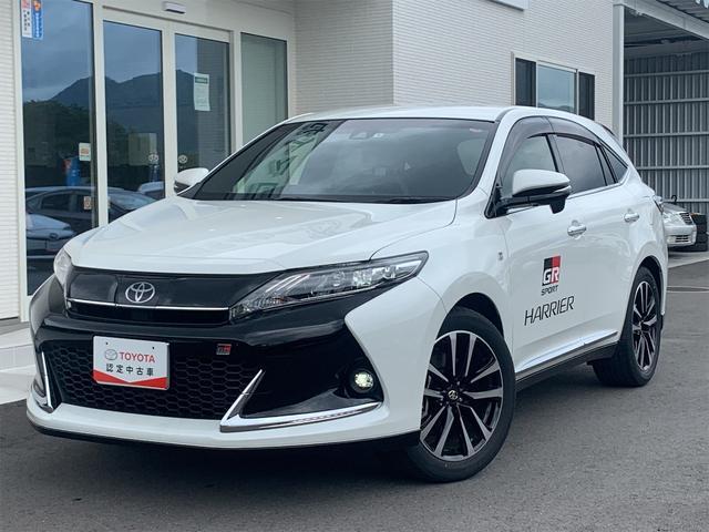 トヨタ エレガンス GRスポーツ 試乗車アップ 9インチナビ ETC