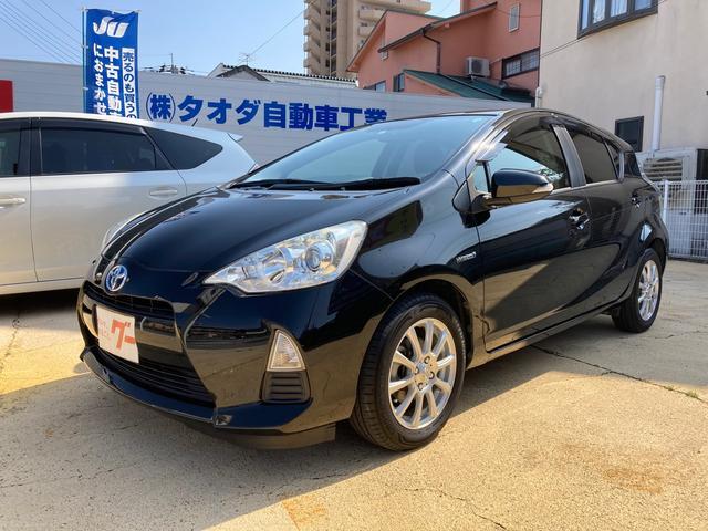 トヨタ S ETC ナビ Bluetooth ワンセグTV CD HIDヘッドライト キーレス AW15インチ オートエアコン アイドリングストップ