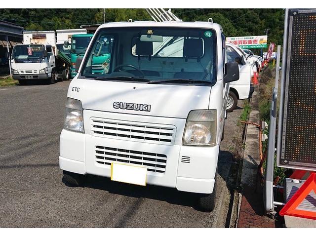 スズキ  4WD AC MT 軽トラック ETC