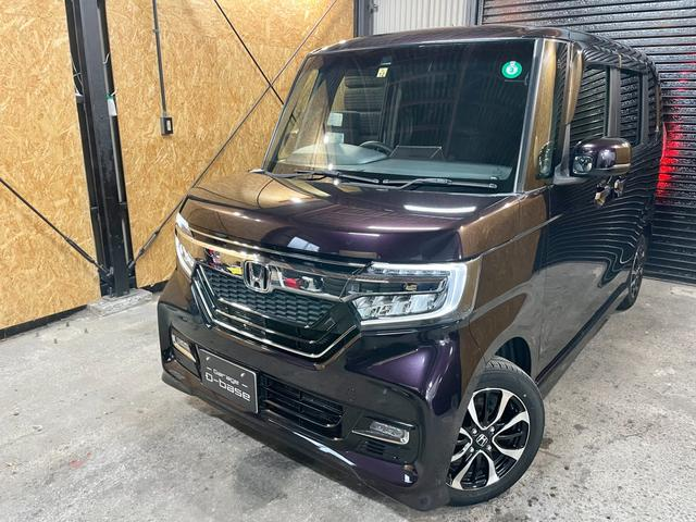 ホンダ G・Lホンダセンシング ワンオーナー 禁煙車 8インチナビ バックカメラ 両側電動スライドドア LEDヘッドライト Bluetooth