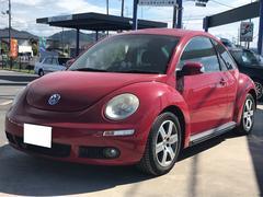 VW ニュービートルAT AW オーディオ付 ETC AC クーペ
