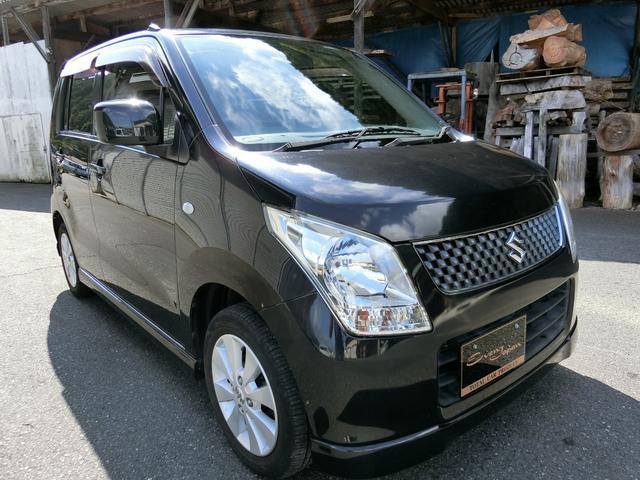 スズキ FXリミテッド 4WD HDDナビ シートヒーター
