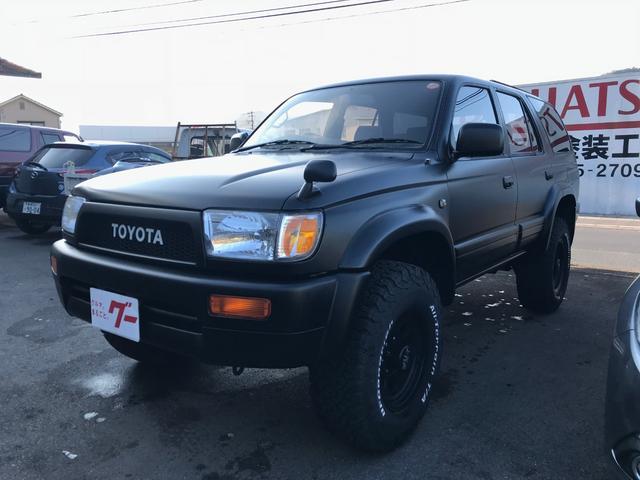 「トヨタ」「ハイラックスサーフ」「SUV・クロカン」「島根県」の中古車