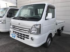 ミニキャブトラックG 4WD AC MT 軽トラック オーディオ付 ホワイト