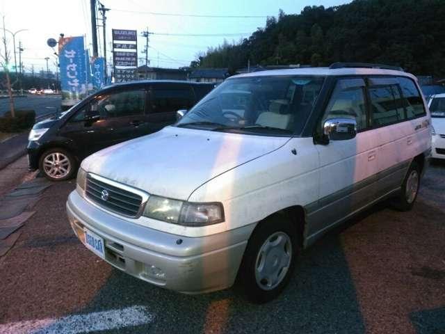 「マツダ」「MPV」「ミニバン・ワンボックス」「岡山県」の中古車