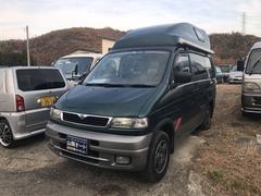 ボンゴフレンディRF−V 4WD 寒冷地仕様 キャンピング車 6人 ナビTV