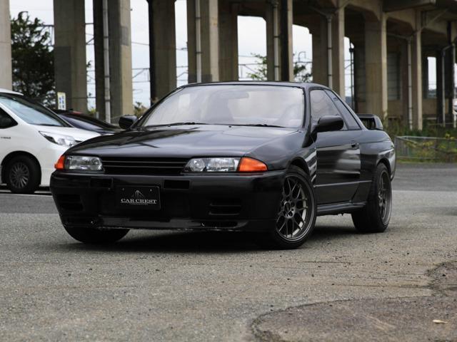 日産 スカイライン GT-R ニスモサスペンション BBS18インチ