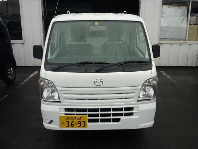 マツダ KCエアコン・パワステ 4WD ETC付き 5MT