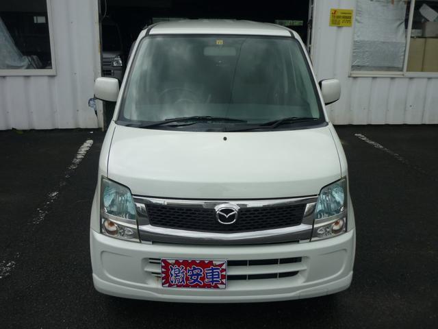 マツダ AZワゴン FX-Sスペシャル 4WD シートヒーター