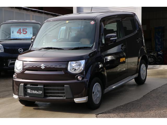 スズキ X 純正OPエアロ スマートキー 社外オーディオ 軽自動車