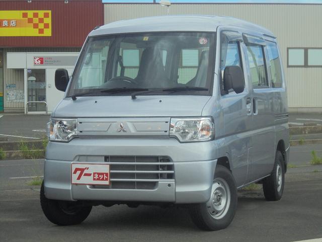三菱 ミニキャブバン  CDハイルーフ 4WD 3速AT 修復歴無し