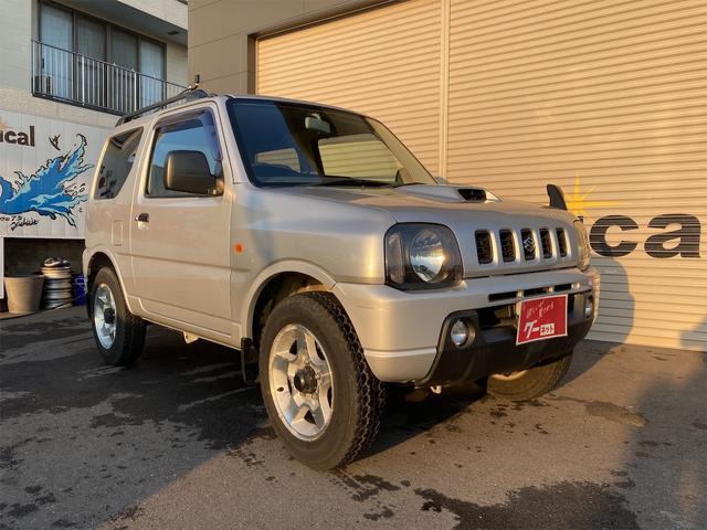 スズキ XC 5MT 4WD エアコン パワーウィンドウ ルーフレール