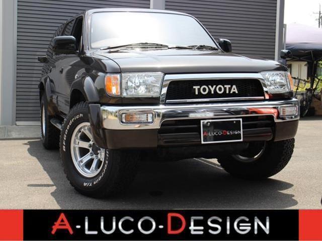 トヨタ SSR-X ワイド 4WD ディーゼルターボ 16インチアルミ LEDヘッドライト ABS エアバッグ CD 電動格納ミラー