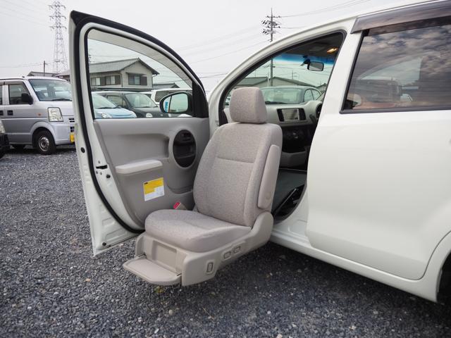 トヨタ G 1.3 G ウェルキャブ 助手席リフトアップシート車 Aタイプ 福祉車両 スマートキー オートエアコン ワンセグTV ETC 禁煙車 車検整備付き