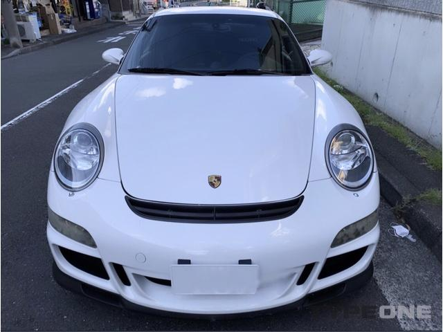 ポルシェ 911 911GT3 可変マフラー カーボンブレーキ 車高調 D席フルバケ