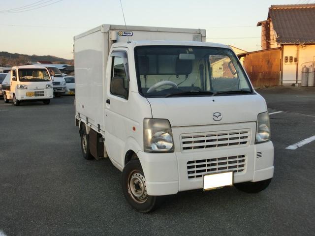 マツダ 冷蔵冷凍車 マツダ車 2WD AT PS AC 修復歴なし 冷蔵冷凍-5℃〜25℃ タイミングチェーン