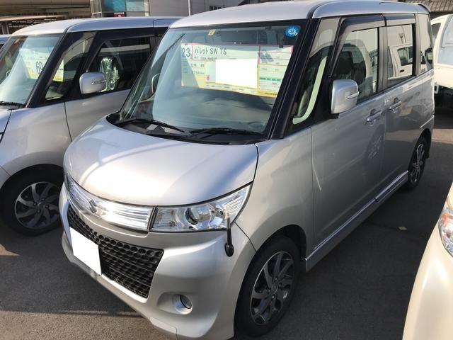 スズキ TS TV 軽自動車 ETC シルキーシルバーメタリック