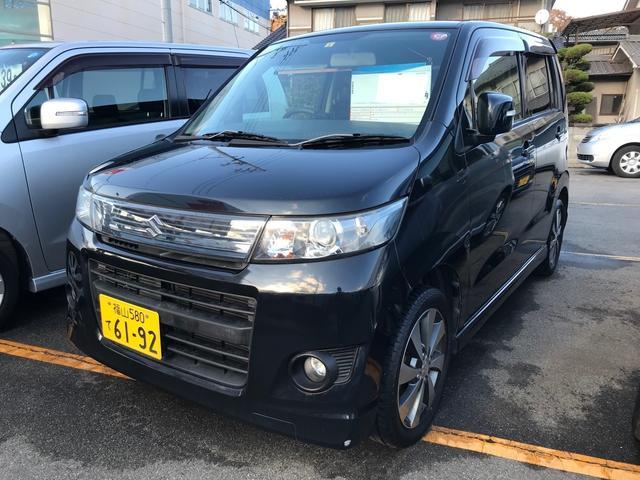 スズキ リミテッドII 軽自動車 ブルーイッシュブラックパール3