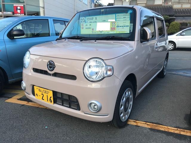 「ダイハツ」「ミラココア」「軽自動車」「広島県」の中古車