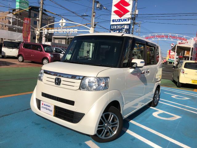ホンダ N-BOX G SSパッケージ ナビ・バックカメラ・ETC搭載車